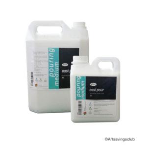 Atlas-Easi Pour Acrylic Pouring Medium Bottles