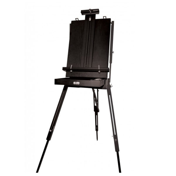 Black-French-Box-Easel-Mont-Marte