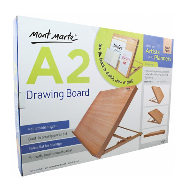 Drawing-Board-A2-with-Elastic-Band-Mont-Marte-in-box