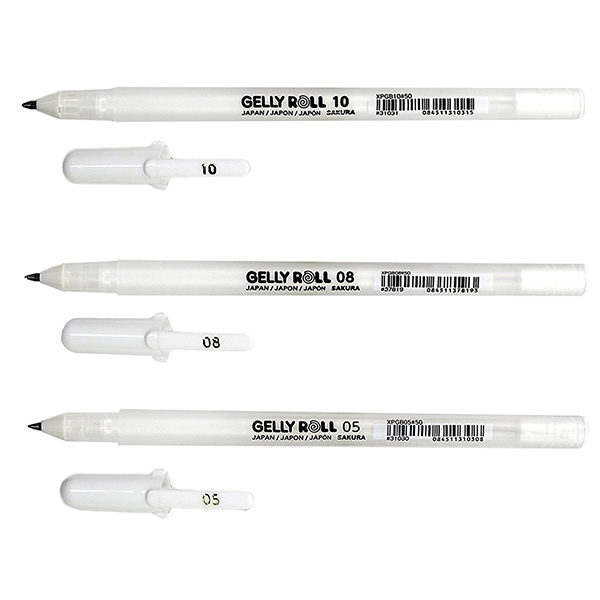 Gelly-Roll-3-Pen-Set-White-Fine-Medium-Bold-Sakura-Loose