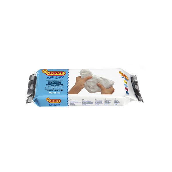 Modelling-Clay-JOVI-Air-Dry-500g-White
