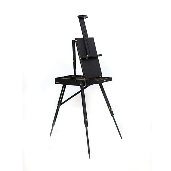Black French Box Easel - Mont Marte (MEA0027C)
