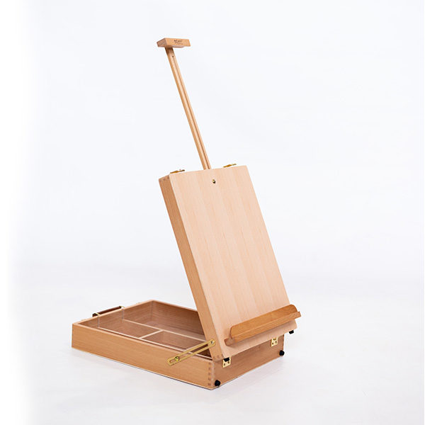 Mont-Marte-Tabletop-Beech-Box-Easel-Medium-Opened-Up-from-the-side