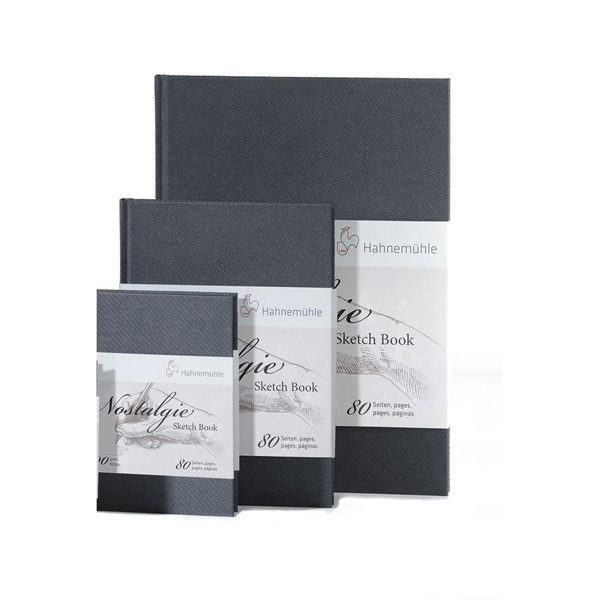 Nostalgie-Sketchbook-190gsm-Hahnemuhle-Various-Sizes-Portrait