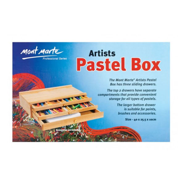 Pastel-Box-3-Drawer-Mont-Marte-Example