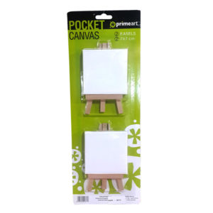 Pocket-Canvas-with-2-Easels-&-2-canvases--from-Prime-Art