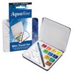 Watercolour-Aquafine-Travel-Tin-10-Set-Daler-Rowney