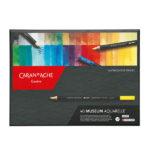 Museum-Aquarelle-Colored-Pencils-Set-of-40-Caran-dache