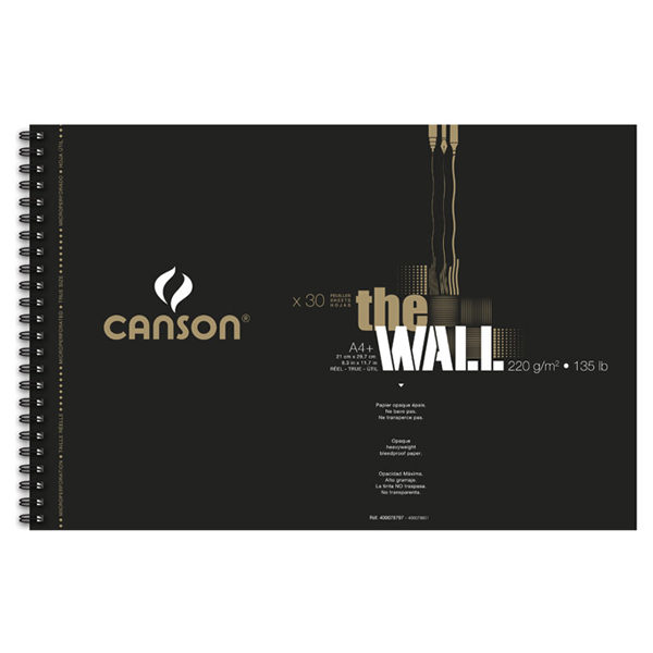 The-Wall-Sketchbook-Canson-landscape