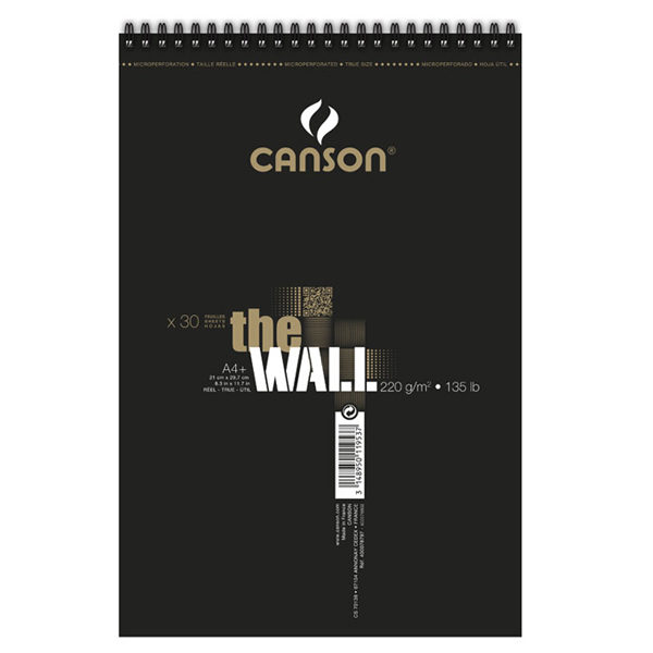 The-Wall-Sketchbook-Canson-portrait