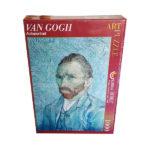 Van-Gogh-Autoportrait-1000pc-Ricordi-Edition-Art-Puzzle