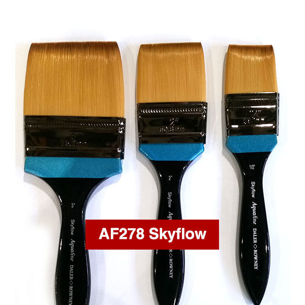 AF278-Skyflow-Aquafine-Watercolour-Brushes-Daler-Rowney