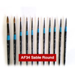 AF34-Sable-Round-Aquafine-Watercolour-Brushes-Daler-Rowney
