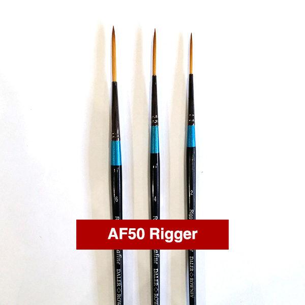 Daler Rowney Aquafine Watercolour Brush 2//0 AF85 Round