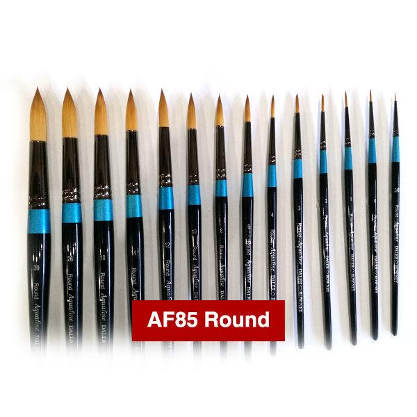 AF85-Round-Aquafine-Watercolour-Brushes-Daler-Rowney