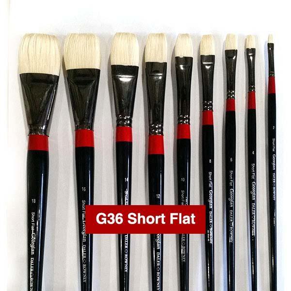 G36-Short-Flat-Georgian-Oil-Brushes-Daler-Rowney