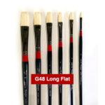 G48-Long-Flat-Georgian-Oil-Brushes-Daler-Rowney