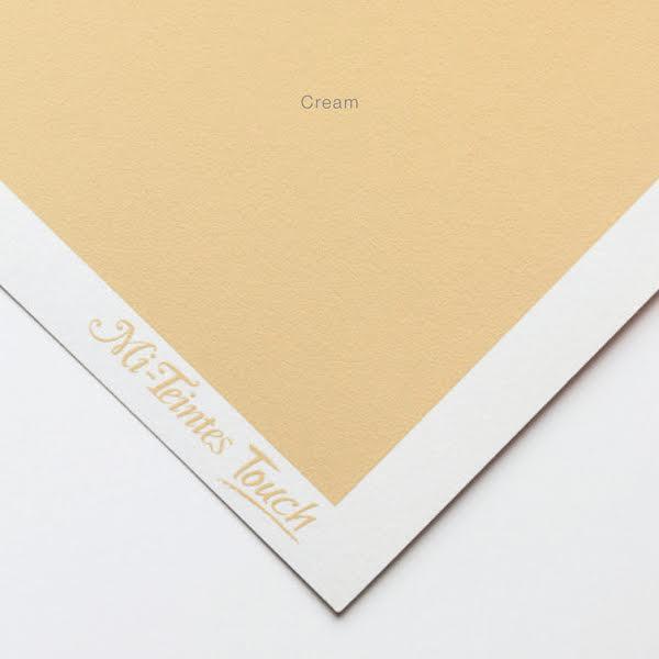 Mi-Teintes Sheets - CreamCanson