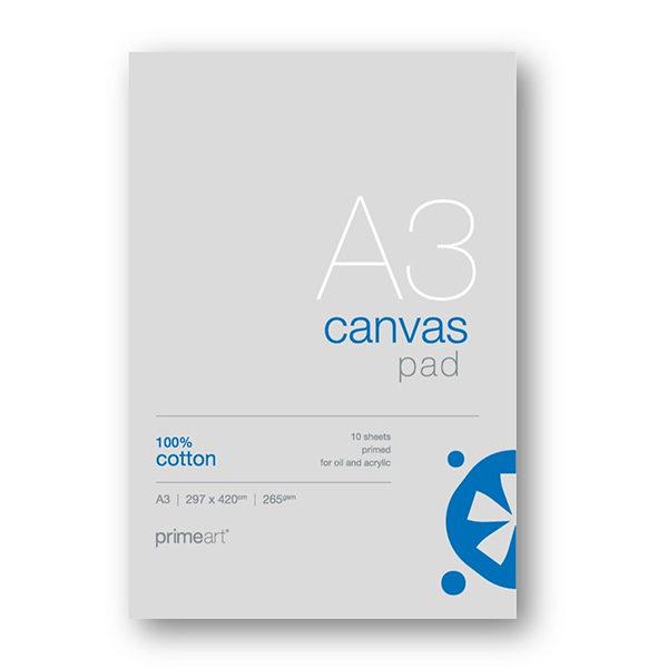 Prime-Art-Canvas-A3-Pad-265gsm