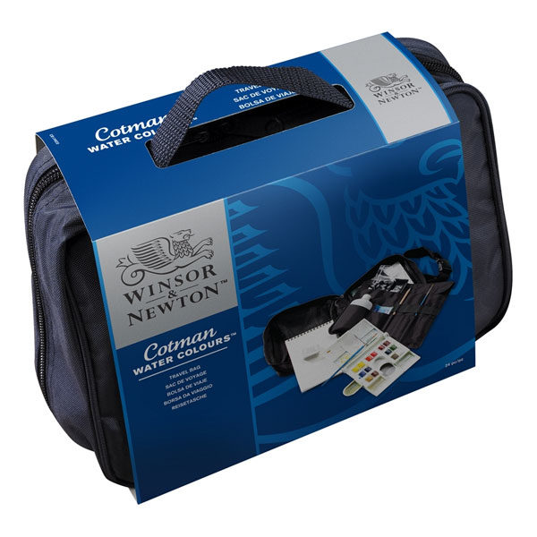 Cotman-Water-Colours-Travel-Bag-Winsor-&-Newton-packaging