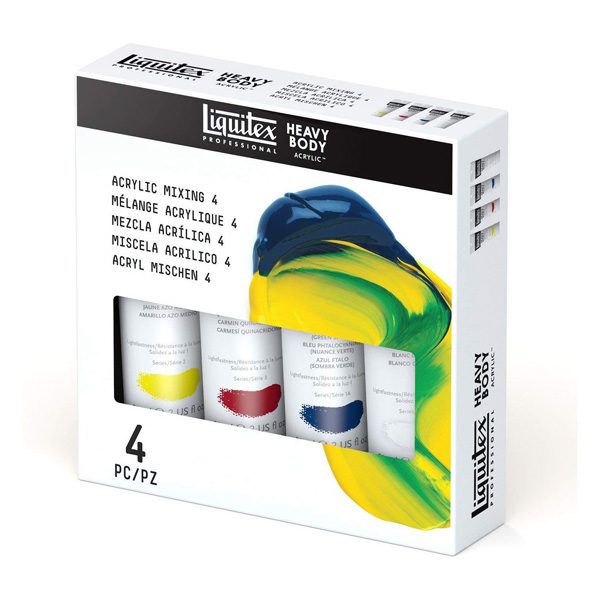 Heavy-Body-Acrylic-Paint-Set-Mixing-4-Liquitex-Professional-Side-Angle