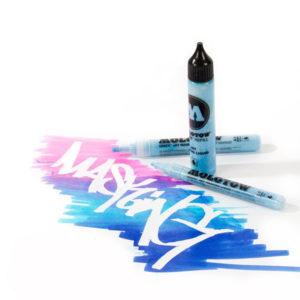 Molotow-Art-Masking-Liquid-Pump-Markers-&-Refill