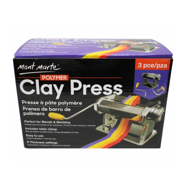 Polymer-Clay-Press-Mont-Marte-Box-Front