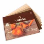 Canson-Mi-Teintes-Pastel-Paper-Assorted-Earth-Tones-Pad-32cm-x-41cm