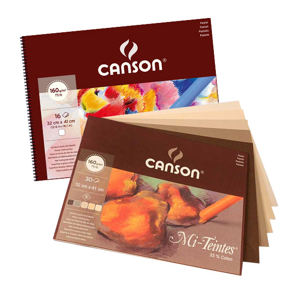 Canson-Mi-teintes-pads-and-spiral-sketchbooks