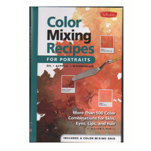 Walter-Foster-Color-Mixing-Recipes-for-Portraits