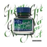 Winsor-&-Newton-Calligraphy-Inks-GREEN