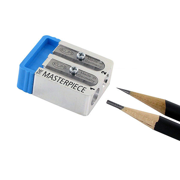 KUM-The-Masterpiece-Pencil-Sharpener-with-Pencils