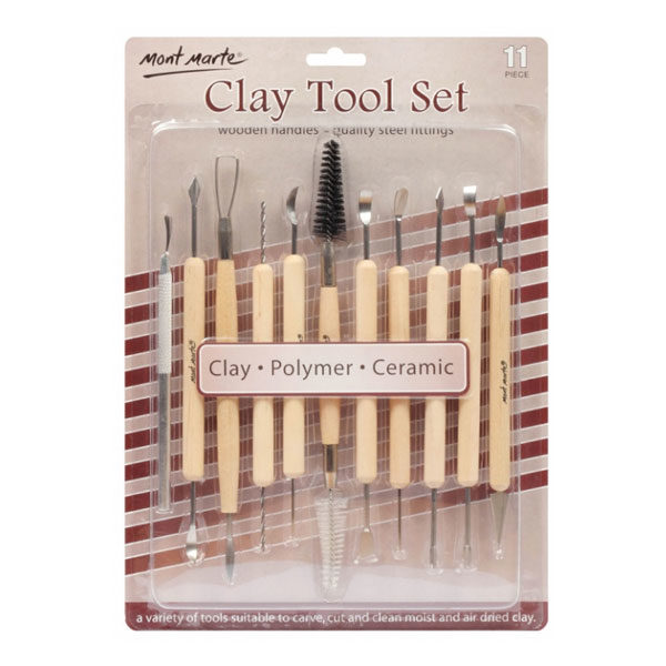 Mont-Marte-Clay-Tool-Set-11pc-Front