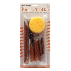 Mont-Marte-Pottery-Tool-Kit-10pc-Front