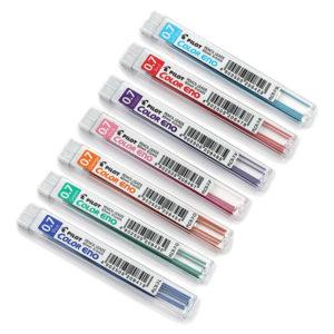 Pilot-Colour-Eno-0,7mm-Lead-Refills-Various-Colours