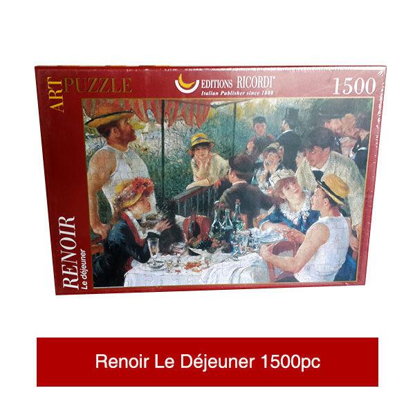 Renoir-Le-Dejeuner-1500pc-Puzzle