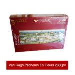 Van-Gogh-Pecheurs-En-Fleurs-2000pc-Puzzle