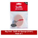 Big-Oval-Sofft-Art-Sponge-(61041)