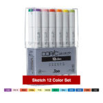 Copic-Markers-Sketch-12-Color-Set
