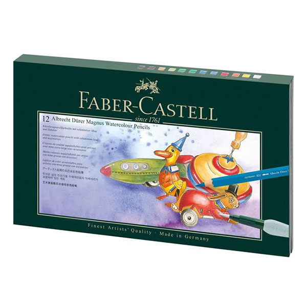 Faber-Castell-Gift-Set-Albrecht-Durer-Magnus-and-Accessories-box