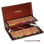 LYRA-Rembrandt-Aquarell-Art-Pencils-Wooden-Box-Set-of-106-pieces
