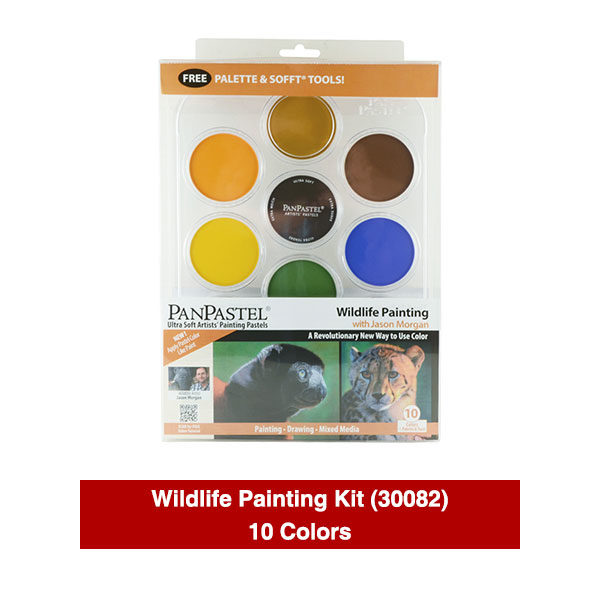 PanPastel-Wildlife-Painting-Kit-(30082)