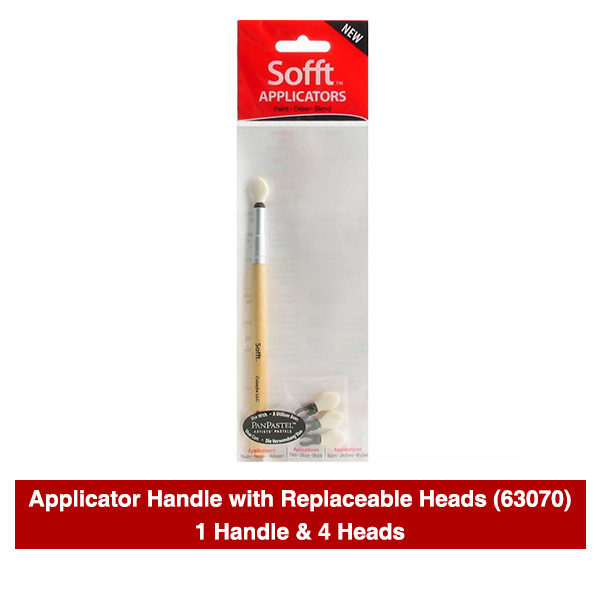 Sofft-Applicator-Handle-with-Replaceable-Heads-(63070)