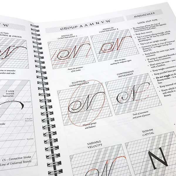Speedball-Copperplate-Script-A-Yin-&-Yang-Approach-by-Paul-Antonio-inside-pages