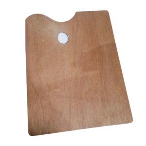 Prime-Art-Wooden-Rectangular-Shape-Palette-30x40cm