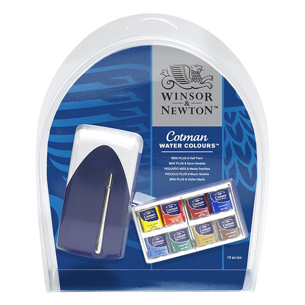 Winsor-&-Newton-Cotman-Water-Colours-Mini-Plus-8-Half-Pans