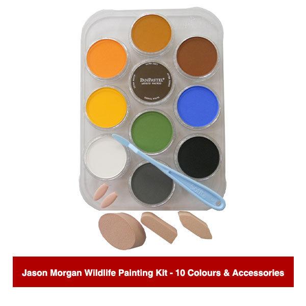 Jason-Morgan-Wildlife-Panpastel-Painting-Kit-10-Colours-and-Accessories