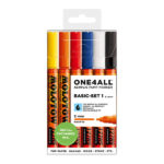 Molotow-ONE4ALL-Acrylic-Marker-2mm-Basic-Set-1