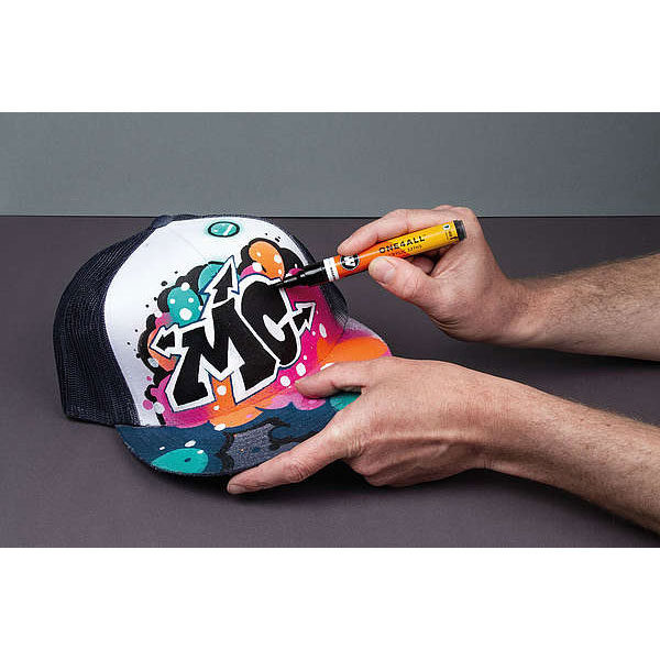 Molotow-ONE4ALL-Acrylic-Marker-used-on-fabric