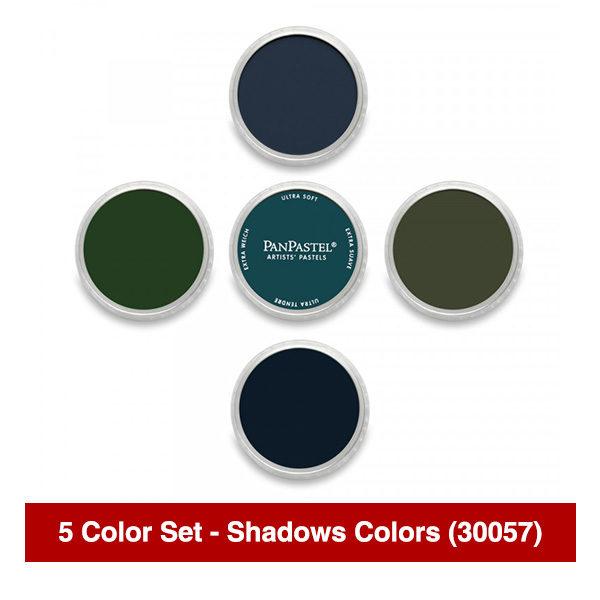 PanPastel-Ultra-Soft-Artists-Painting-Pastels-Shadows-Colors-5-Color-Set-30057